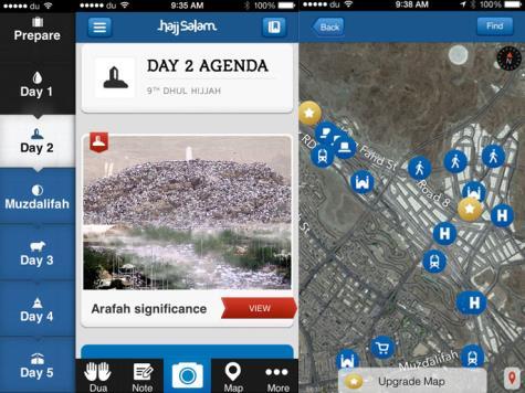 Dubai firm launches new Haj app