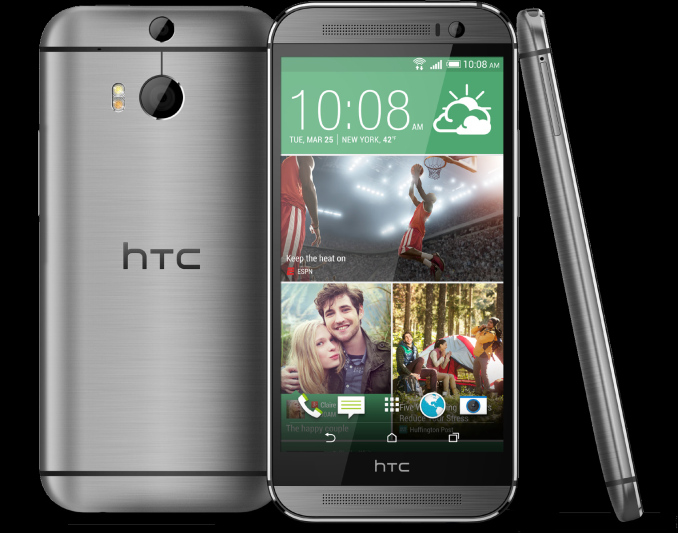 HTC One M8 in UAE stores today